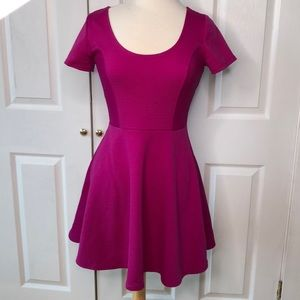 Dresses & Skirts - Magenta Dress